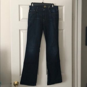 7 for All Mankind Lexie Kimmie Bootcut Jeans